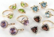 виды драгоценных камней