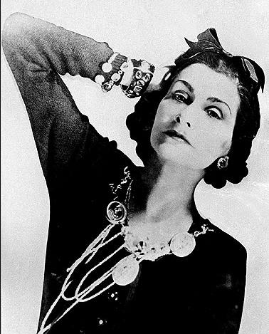 Ювелирная бижутерия Коко Шанель