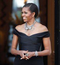 Драгоценности Мишель Обамы