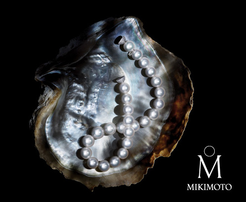 Жемчужные украшения Микимото