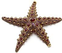 Ювелирное украшение. Морская звезда