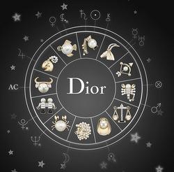 Новогодняя коллекция Dior
