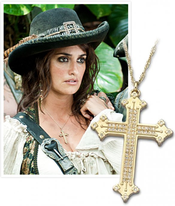 Ювелирные украшения. Пираты Карибского моря