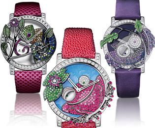 Часы Boucheron