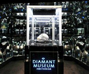 музей алмазов в амстердаме