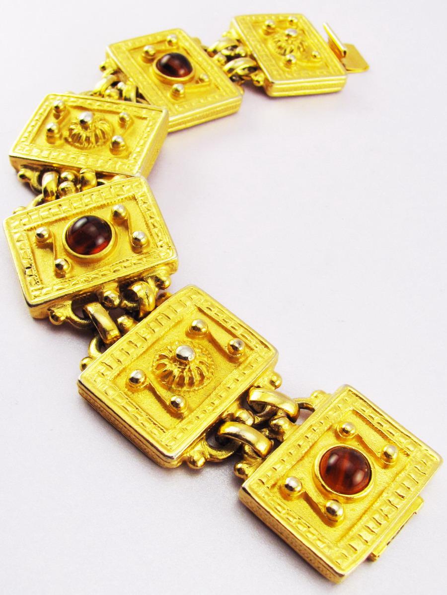 Этрусские золотые ювелирные украшения
