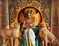 Ювелирные украшения Клеопатры