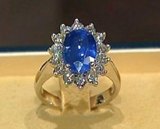 Самое известное обручальное кольцо