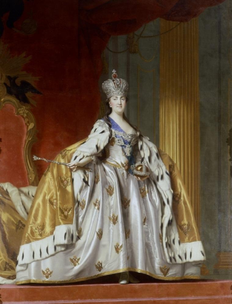 Королевские ювелирные украшения. Корона Екатерины