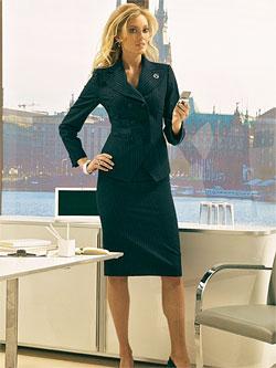 Ювелирный дресс-код. Украшения для деловой леди