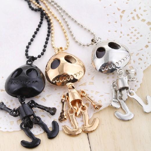 скелеты из золота