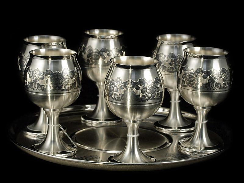 Столовое серебро в подарок
