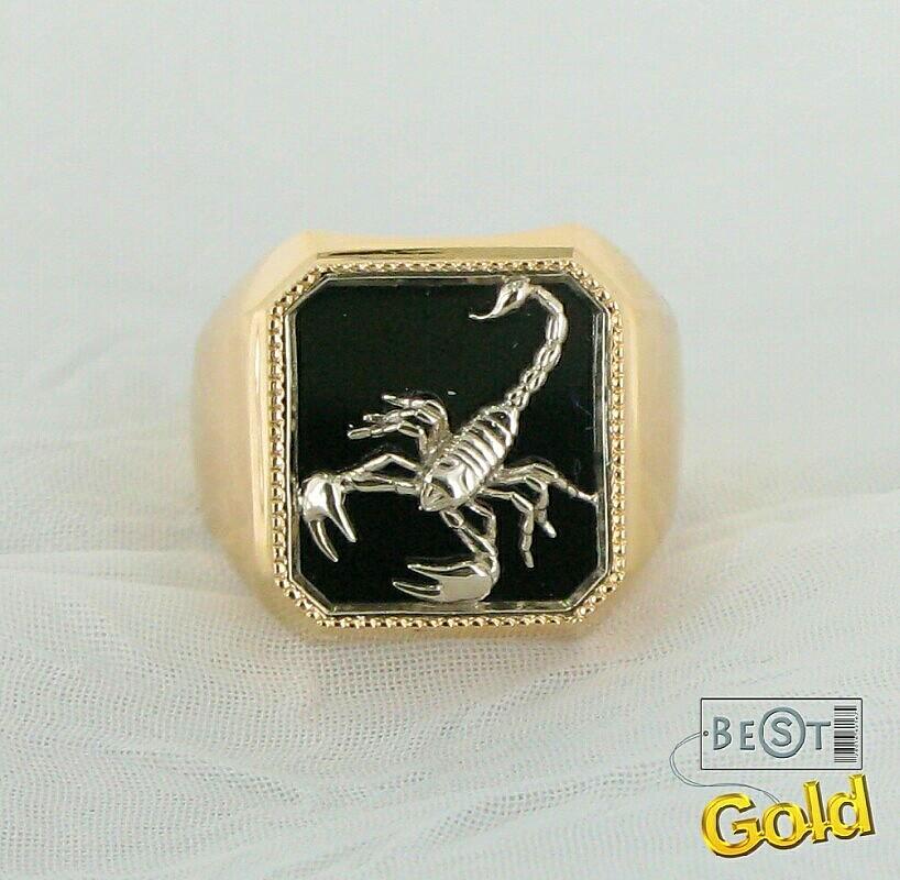Сургут Продажа Кольцо Со Знаком Скорпиона