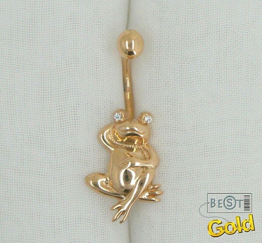 купить золотые серьги с фианитом в москве