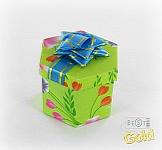футляр-коробочка для украшения