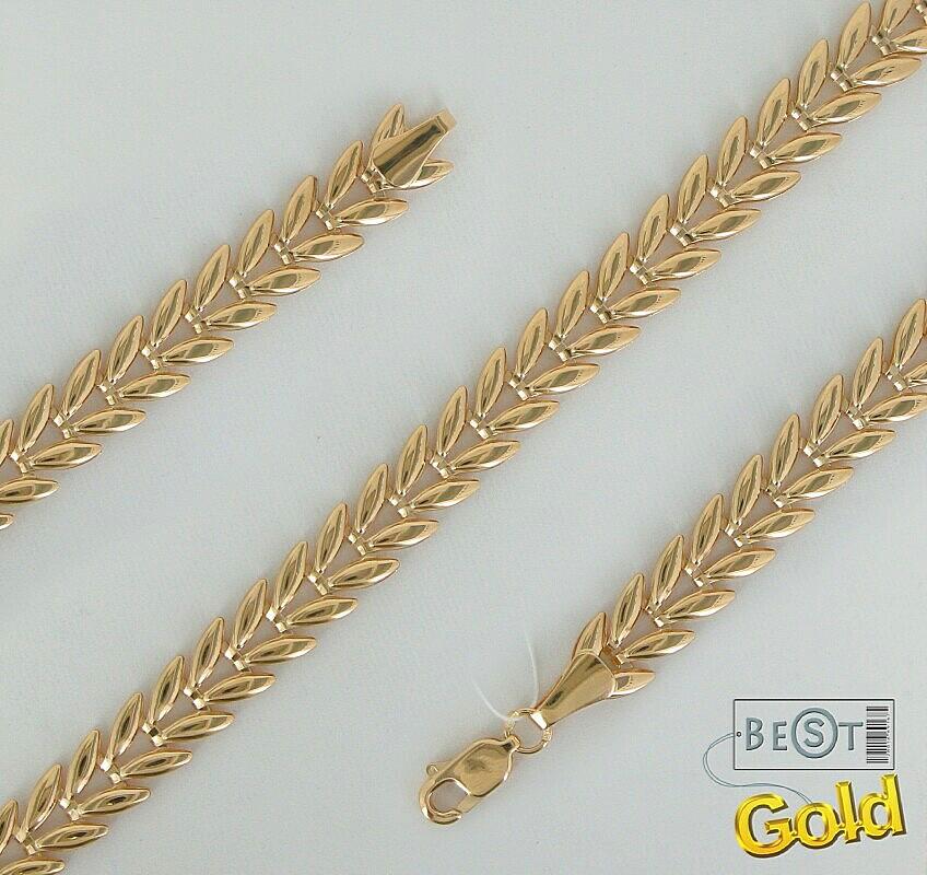 Золотые плетение женских цепочек