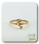 Детское золотое кольцо