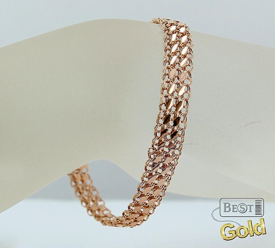 Браслеты золотые мужские плетения