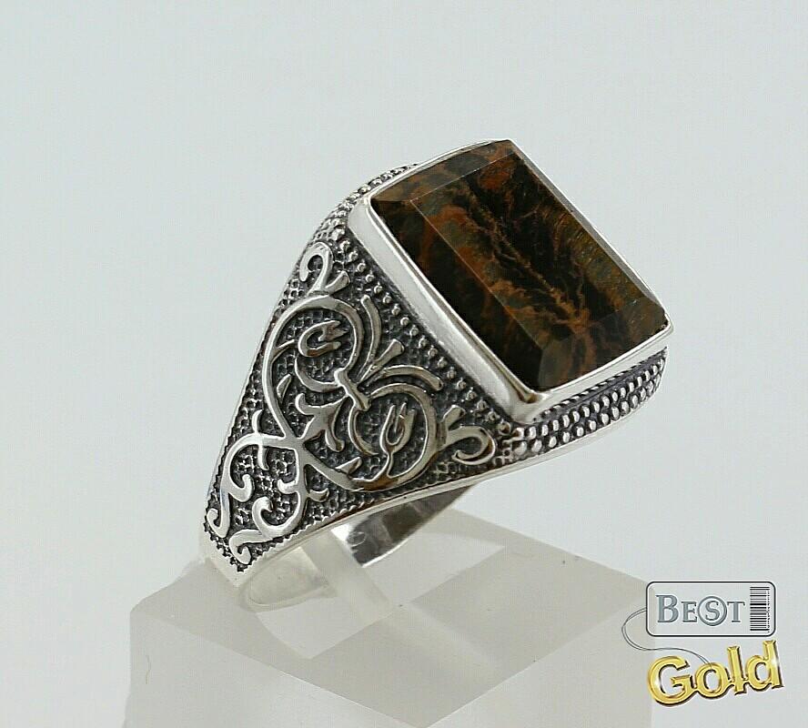 кольца из серебра с камнями москва