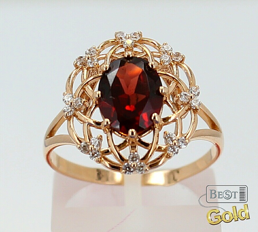 купить золотое кольцо с бирюзой sokolov