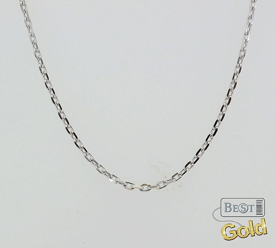 Якорное плетение серебра 45