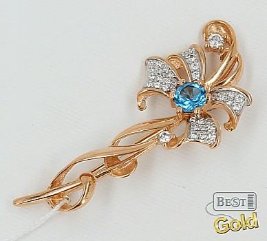 Сережки для маленьких девочек золотые