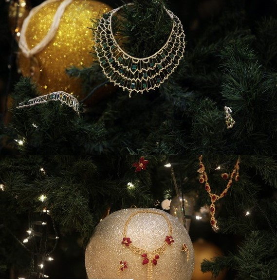 украшения под елку