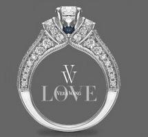 Обручальные кольца Веры Ванг