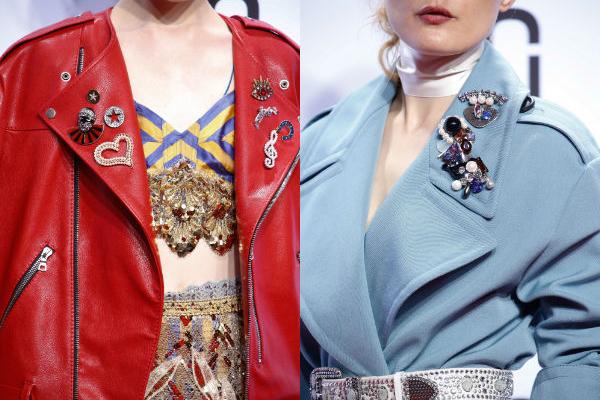 модные броши 2016