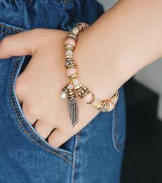 жемчужные браслеты