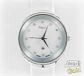 """Серебряные женские часы с фианитами """"Галатея"""""""